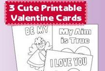 Printables: Greeting Cards
