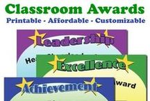 Printables: Awards & Diplomas / Printable award certificates. diplomas and achievement documents to personalize for students and employees, parents and grandparents.
