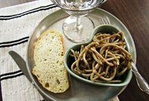 pasta / carbicide