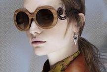 Prada / Prada fashion and inspiration. You can find their eye wear at Vision Optique!