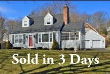 StageListSell / Home Staging & Real Estate Services by Kelly Anne Sohigian / by kelly designs of CT