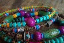 World Prayer Beads/Scarves / Prayer beads from around the world. They are all so very interesting!