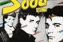 Soda Stereo y Gustavo Cerati
