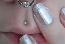 Piercings That Are Cool / I don't think I'd ever get these, but I think they are pretty cool!