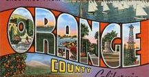 Orange County, California / A diverse county that I live in.