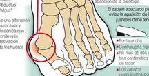 Consejos y cuidados podológicos / Consejos y cuidados para la salud del pie