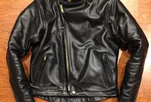 Leather Jacket / 「 That's my jacket ! 」