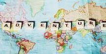 Travel / cesty JEDNÝM SLOVOM CESTOVANIE