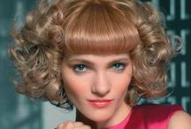 curly / curly and permed hairstyles