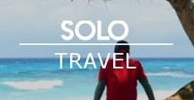 Solo Travel / Everything about solo travel, tips guides, destinations, how to's, do's and don'ts, inspirations, stories