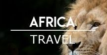 Africa / Places to Visit and Things to do in African Countries