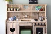 DIY Möbel für Kinder