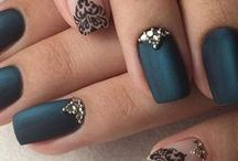 Nail art Nail Designs / Маникюр | Видео уроки | Art Simple Nail nail art design, nail art diy, simple nail art