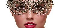 Boudoir - Masks / A selection of my favorite must-have boudoir items.