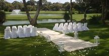 Wedding Ceremony Locations / Beautiful Wedding Ceremony Locations in Perth at the stunning Joondalup Resort.