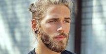 MEN'S HAIR STYLE