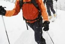 Winter Adventure / Winter activities to keep you adventuring during the cold months.
