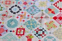 Farmers Wife Quilt Along Blocks / by ModaFabrics