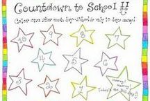Back to School Countdown....September / by Carla M.