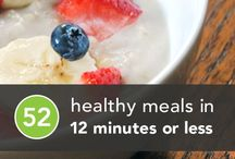 Health(ier) Recipes to try