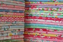 Fabrics - Yarns - Needlework / by Peggy Farmer