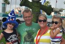 Disney Vacation / I ❤ Disney and creating memories at WDW with my family. ❤ / by Jenni Best Myers