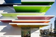 Arquitetura | Architecture / by Bruna Pereira