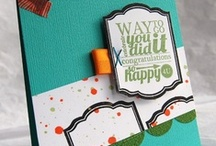 My Jazzy Paper Designs / by Tenia Nelson