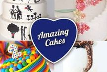 Amazing Cakes / by I Love Baking SA