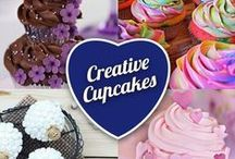 Creative Cupcakes / by I Love Baking SA