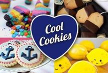 Cool Cookies / by I Love Baking SA