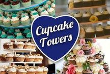 Cupcake Towers / by I Love Baking SA