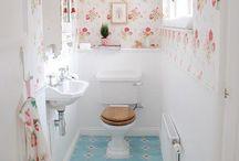Banheiro | Bathroom / by Bruna Pereira