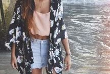 FASHION, what else can I say? / The type of clothing and style choices I would like to wear! My type of clothing.
