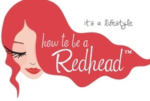 Ginger & Redheads I love!