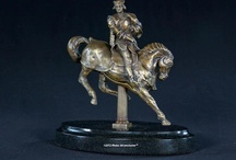 Classic Bronze / by Horse and Rider