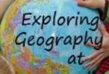geography and world culture / by Maria Smith
