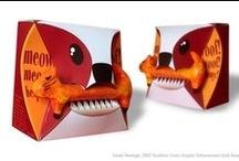 Packaging design / by Baydon Harris