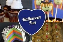 Halloween Fun / #Halloween is such a fun (and delicious) holiday! Have a great time trying out some of these treats this year.
