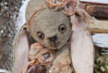 artist bears / by Lisa Denehy