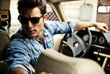 men w. style / by Victoria DiPiazza