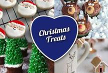 Christmas Treats / #Christmas… what a delicious holiday to celebrate!