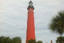 Lighthouses / by Pam Foster