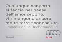Un paese da esplorare / Rivivere i luoghi, le strade, i paesaggi di un'Italia che ogni giorno riesce ancora a sorprenderci.  Audi. Land of quattro.