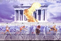 Stamps | Athens 2004 / Stamps from my personal collection that issued for the Games of the XXVIII Olympiad