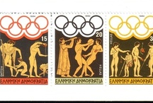 Stamps | Los Angeles 1984 / Stamps from my personal collection that issued for the Games of the XXIII Olympiad