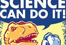 Science! / by Lacey Conrad