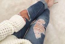 | denim | / jeans / by Lisa Natasha