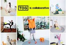 Collection | TOG / TOG - ALLCREATORSTOGETHER is an open source platform, collaborative yet individualistic. An oblique network where designers, clients, artists and industrials all work together towards the goal of exceptional design.  Boasting a roster of designers and artists including Philippe Starck, Ambroise Maggiar, Nicola Rapetti and more, the families of TOG begin life as design icons.   Available exclusively at Heal's  / by Heal's