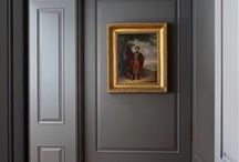 Inspiration | Panelling | Interior Decor | Details / Architectual details in your home  / by Heal's